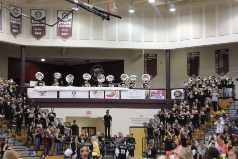 Pep Rally Reveals the Twisted Tales of the Longhorns