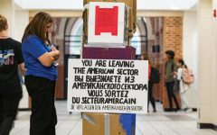 Berlin Wall Replica Built at South Forsyth High School