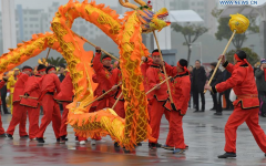 Chinese Dragon Dance Dates Back Thousands of Years and is a Great Way to Experience Chinese Culture