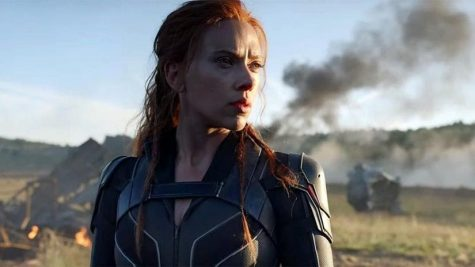 Official Black Widow Trailer