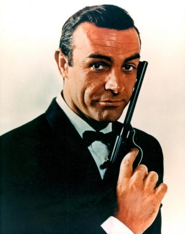 """Sean Connery as James Bond"" by johanoomen is licensed under CC BY-SA 2.0"