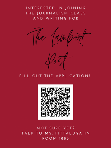 Apply to The Lambert Post for the 2021-2022 School Year!