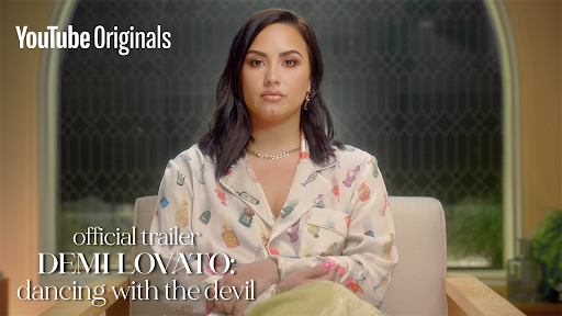 Demi Lovato: Dancing with the Devil | Official Trailer, all rights reserved https://tinyurl.com/hzubr5fz
