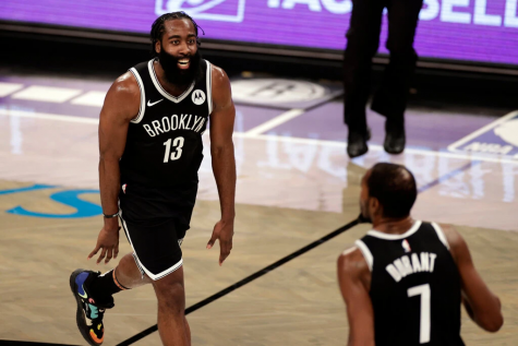 Nets Give a Warm Welcome to Harden