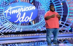 "Willie Spence Pictured on the American Idol Audition stage performing his rendition of ""Diamonds"" by Rihanna. Photo provided by Parade. Some rights reserved to parade.com."