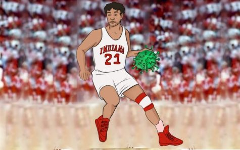 Illustration by Donya Collins, taken in 2020, some rights reserved, OPINION: March Madness in Assembly Hall is cause for cautious optimism - Indiana Daily Student (idsnews.com)
